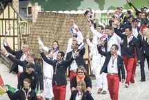 Cérémonie de clôture / Closing Ceremony / Dimanche 7 septembre / by Alltech FEI World Equestrian Games™ 2014 in Normandy.