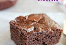 Recipes {Sweets - Brownies} / by Tania