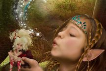 Faeries / by Heather Hill