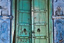 doors / by Hans Hickler