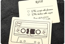 Custom Invitation Ideas / by Amanda @ Two Blue Pillars