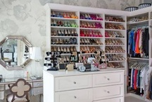 Closet Redesign / by Emily Grayce Valentino