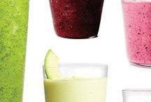 Smoothies/drinks / by Erica Isacorpse