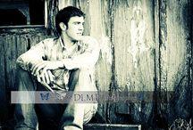 Senior Guy Posing Inspiration / by Kellie Taylor