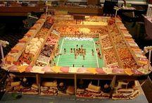 Super Bowl Party Ideas / by Captain's House Inn