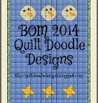 BOM/Quilt Along 2014 / by Cheryl Berry-Nelson