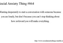 Social Anxiety / by BubbleGumBookReviews