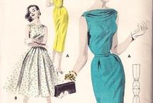 Vintage Patterns / by Olga Fall