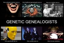 Genetic Genealogy / by AnceStories: The Stories of My Ancestors