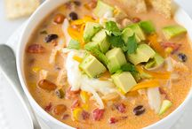 Soup Recipes / by Becky Holcomb
