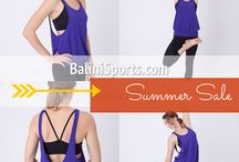 BaliniSports Coupon / Coupon Codes for Cute Yoga Wear / by BaliniSports