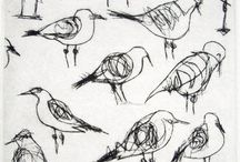 Birds / by Margy Moore