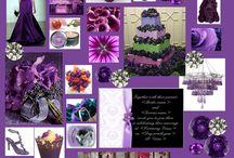everything purple / by Jonie Worley