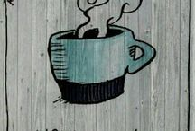 Coffee coffee coffee / by Linda Lewis