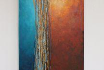 Canvas Art / by Michelle Manifesto-Nelson