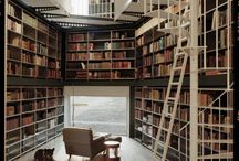 Bookshelves  / by tla17