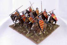 Wargames - Saga / Saga The Viking Dark Ages / by Mick Selas