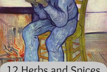 Herbs and Spices and Natural things / by Jessica Waldschmidt Kredit