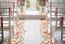 Wedding decorations: reception and ceremony / by Blair Thomas