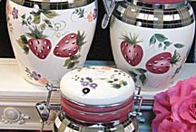 Canisters / by Pat Meli