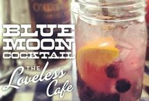 Porch Swing Sippin' / by Loveless Cafe