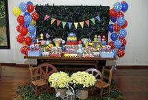 festa infantil / by vivi .....