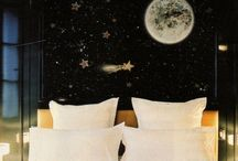 Bedrooms / by Catherine Comerford