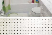 Bathroom inspiration  / by Michele Hall