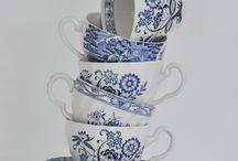 Tea for two / by Nancy Bint