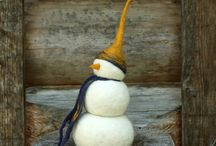 Snowmen / by Patty Priest