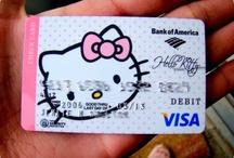 Hello Kitty / by Lisa Hickey