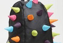 backpacks / by Janaubrey V