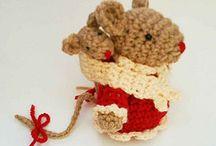 crochet christmas / by Valerie Bowen