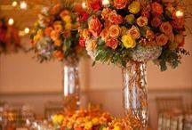 Reception Floral Ideas (Redding) / by Kristi Carichoff