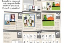 Family Yearbook- Digital / by Ashley Yost