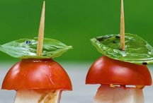 Tiny foods / by Cameron Stoll