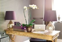 Home office / by Jennifer Angelos