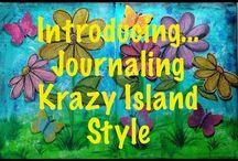 Art Journal Classes I Participate In / by Danielle Batog