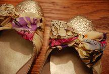DIY: Shoes, scarves, etc / by Saint Salvage