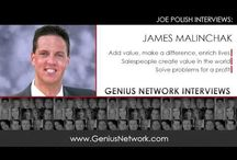 Training Videos / If there is one thing that I love to do, it is to train entrepreneurs, trainers, consultants, authors, coaches, actors, and more to market, speak, present, and more... To learn even more, check out www.Malinchak.com  / by James Malinchak International