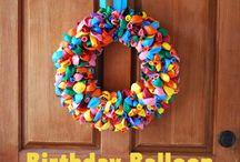 Kid Birthday ideas / by Kim Zeuschel Joseph