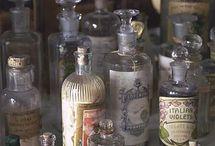 bottles / by Jessamyn Sommers
