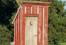 Outhouses / by jmellem
