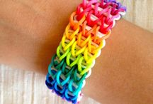 Rainbow loom / by Bridie Camp