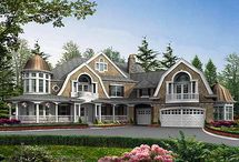 Dream Homes / by Beth Leftwich Beery