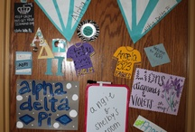 Inside AU / We ventured inside some dorm rooms and apartments on campus to show you how the Ashland University students organize and decorate. Take a look Inside AU. / by Ashland University