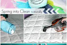 Clean & Organization  / by Pam Paul