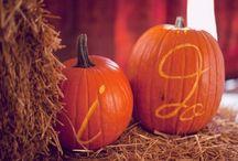 October Wedding / by Cheri Interieurs