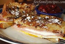 Recipes Breakfast / by Jennifer Borrego