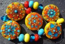 flamework beads / by Jennifer Tough